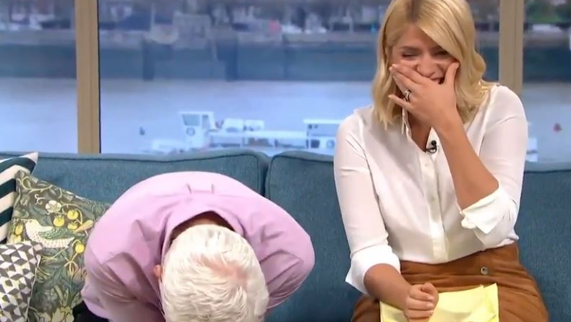 Nobody Can Believe What Holly Willoughby Just Said About Sloths On 'This Morning'