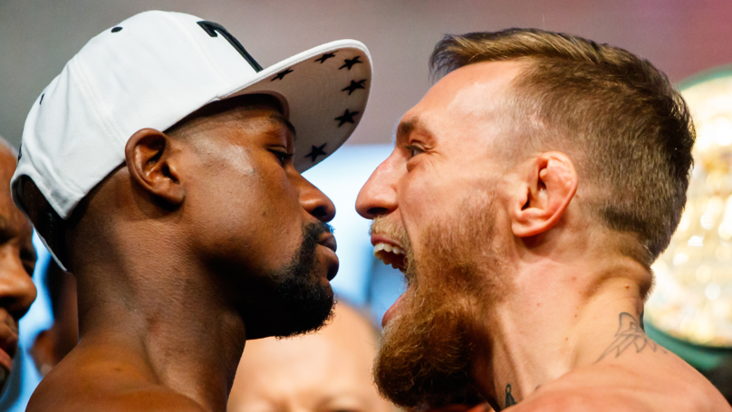 Floyd Mayweather Reportedly Considering Fighting Conor McGregor In UFC