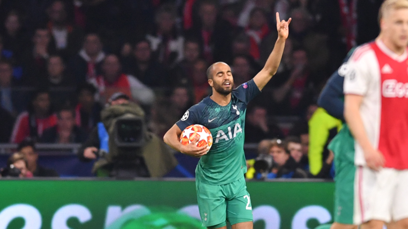 Tottenham Has Just Staged A Stunning Comeback To Beat Ajax