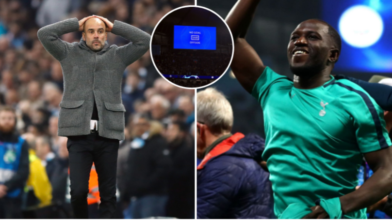 Sissoko Went To The Dressing Room As Soon As He Saw Raheem Sterling's 'Winning Goal'