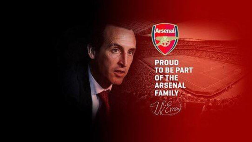 Unai Emery Appears To Confirm His Appointment As Arsenal Manager