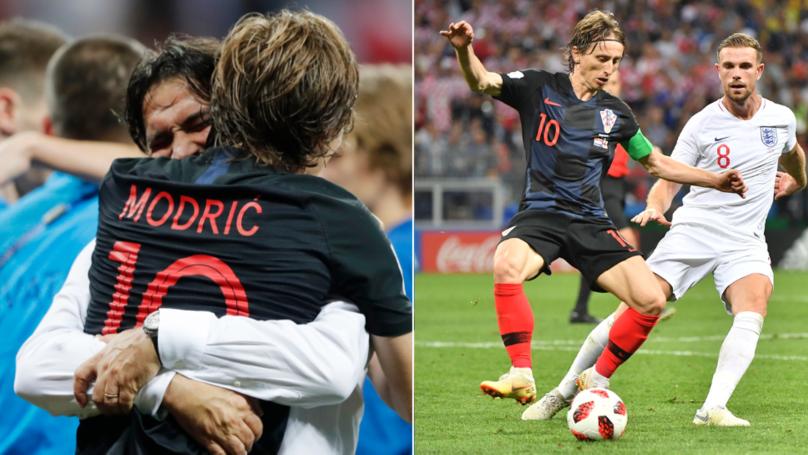Luka Modric's Superhero Like Statistics Are Proof That He's The World's Best Midfielder