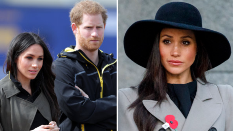 Kensington Palace Releases Statement After Meghan Markle's Dad 'Pulls Out Of Wedding'