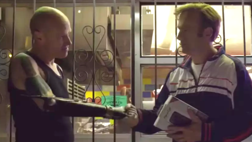 Better Call Saul Actor Cut Off His Arm And Posed As War Veteran To Get Roles
