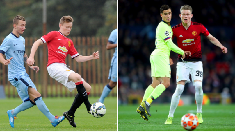 The Transformation Of Scott McTominay From 2015 To Now Is Actually Mind Blowing