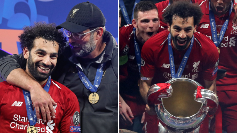 Fans Are Furious After Mohamed Salah Is Snubbed From Champions League Squad Of The Season