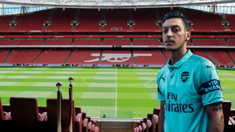 Arsenal Set To Send Mesut Ozil Out On Loan In January