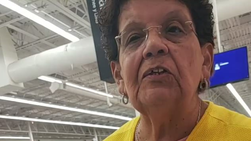 Hispanic Man Films Walmart Employee Telling Him To Speak English