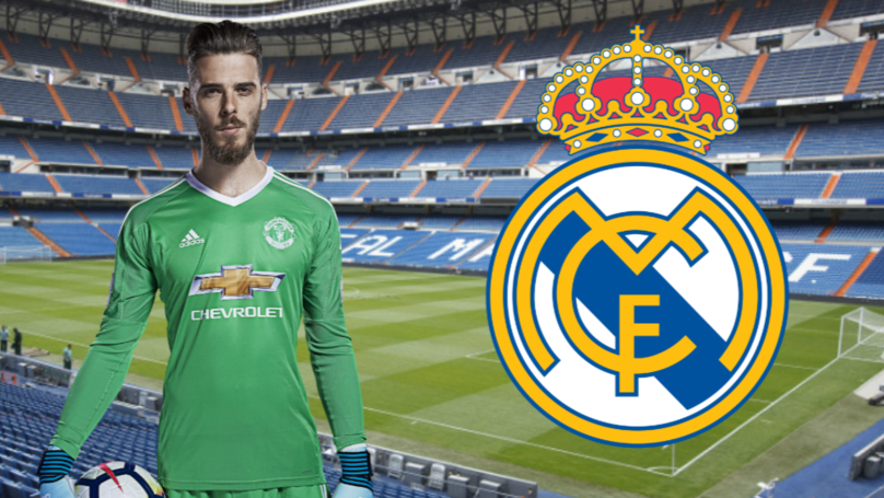 Manchester United's David De Gea Targeted By Real Madrid Manager Zinedine Zidane