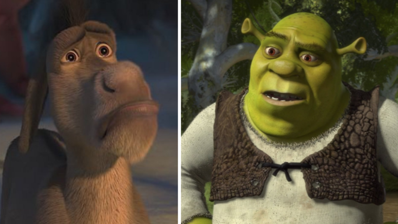 Blink And You'll Miss This Disturbing Part In Shrek