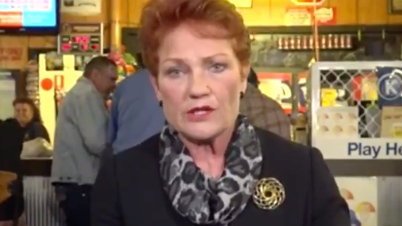 Pauline Hanson Says She's Indigenous Because She Was Born In Australia