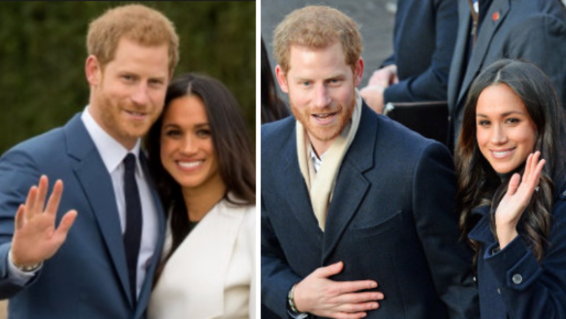 Prince Harry And Meghan Markle 'Denied' Their Choice Of Wedding Reception Venue