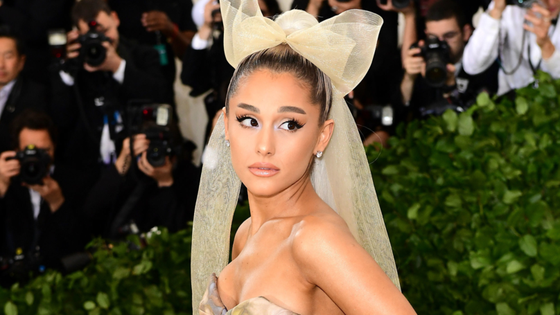 Ariana Grande Shares Powerful Message About Anxiety After Split From Pete Davidson