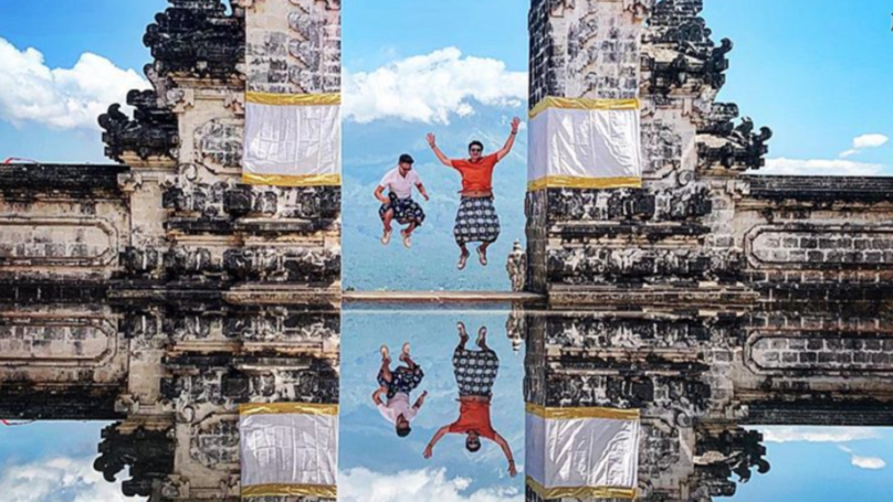 Tourists Are 'Shattered' And 'Disappointed' After Discovering Bali Temple Is Faked For Instagram