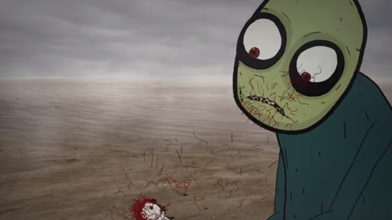 The Brand New Episode Of Salad Fingers Is Here