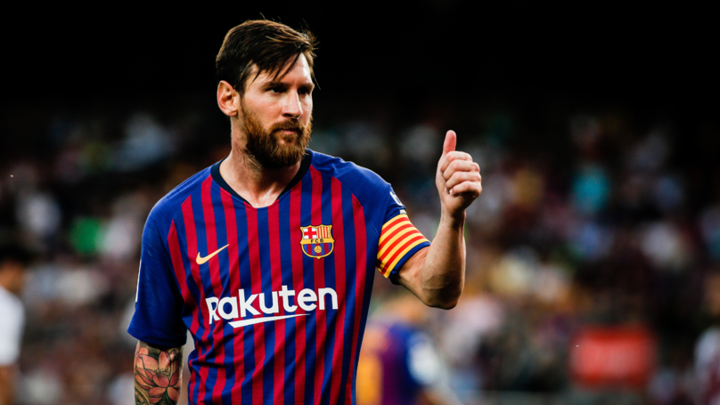 Lionel Messi Becomes First Player To Reach 150 Assists In La Liga In The 21st Century