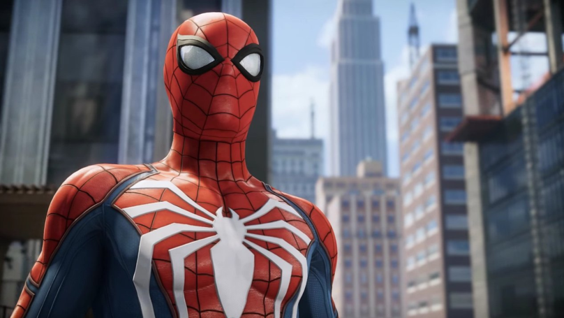 Spider-Man Tops Charts For A Second Week, Shadow Of The Tomb Raider In Second