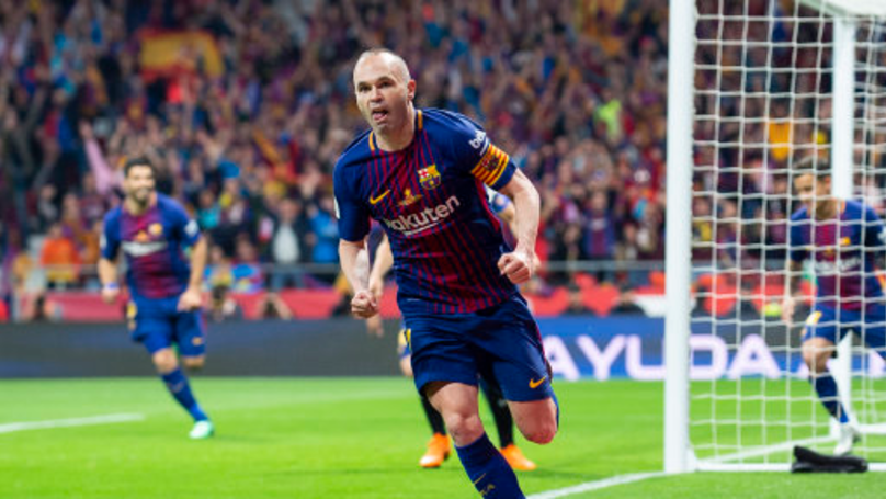 Real Betis Manager Has Pleaded With Iniesta To Change His Mind
