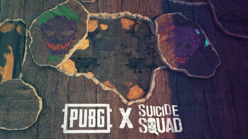 PUBG X Suicide Squad Welcomes The Joker & Harley Quinn, PS4 Release This December