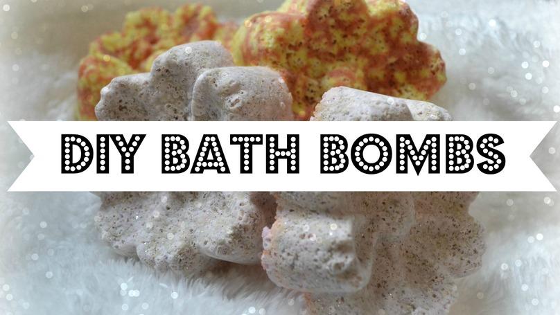 Pretty52's Do It Yourself Bath Bombs