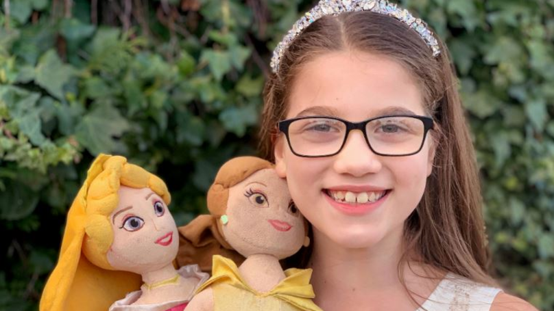 Little Girl Writes Letter To Disney Bosses Asking For More Princesses With Glasses