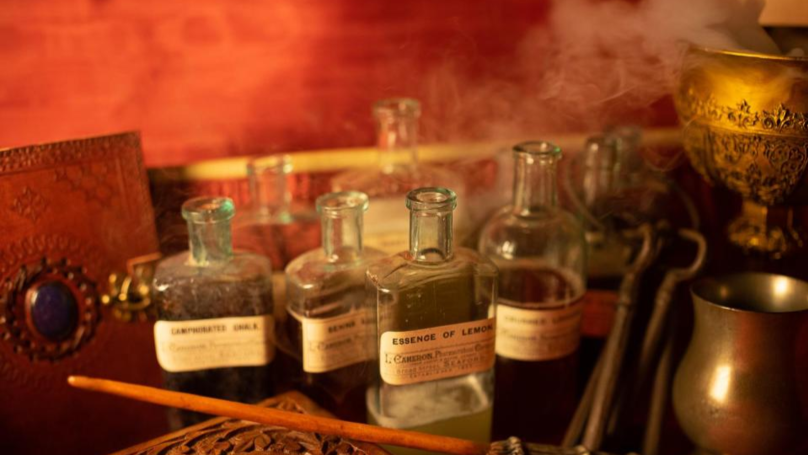 Mixology Meets Magic At This New Harry Potter-Inspired Bar In London