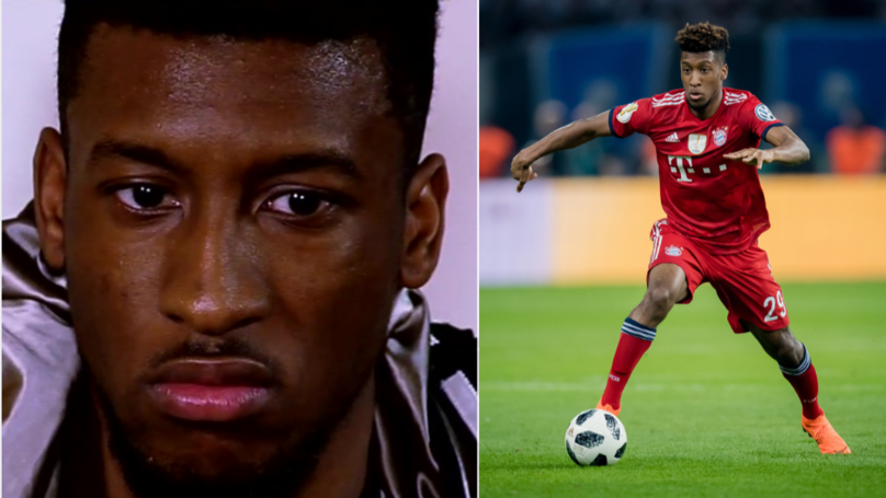 At The Age Of 22, Kingsley Coman Opens Up About Early Retirement In Heartbreaking Interview