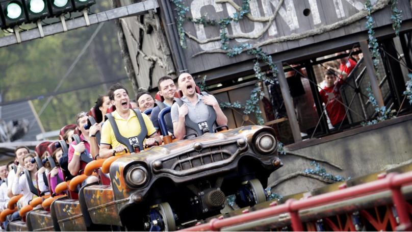 ​Alton Towers Releases Seriously Cheap Black Friday Deal