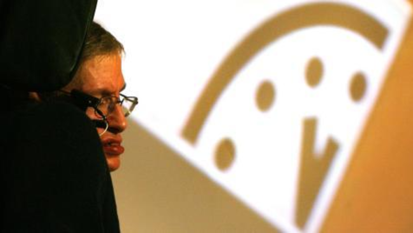 The Doomsday Clock Has Moved Thirty Seconds Closer To 'Midnight'