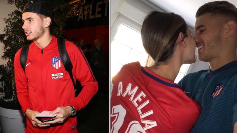 Atlético Madrid's Lucas Hernández Faces Jail Sentence Over Las Vegas Wedding
