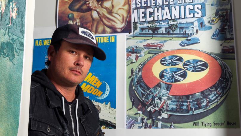 Blink-182's Tom DeLonge Just Released More 'Proof' That Aliens Exist