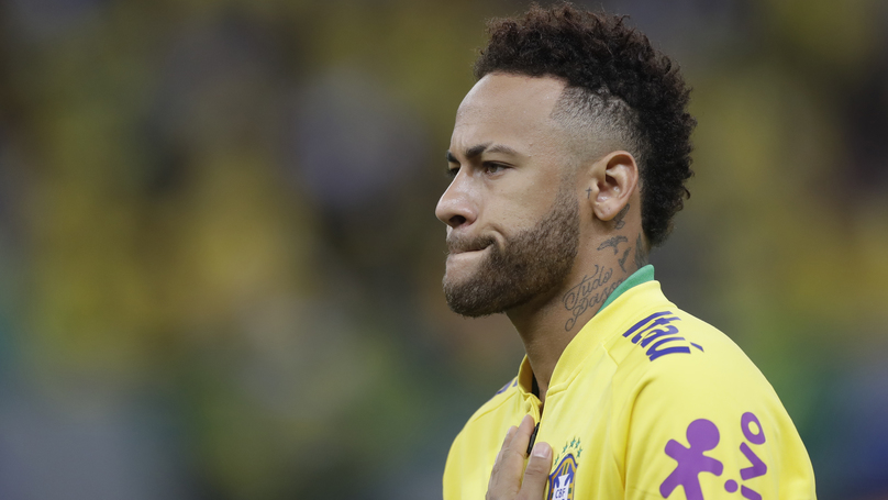 Neymar's Value Has Dropped Up To €90 Million Since The Beginning Of The Year