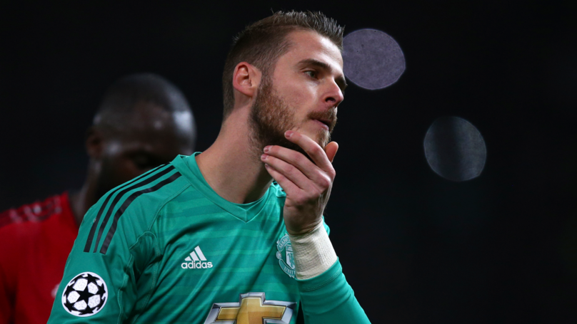 Manchester United Worried They Could Lose David De Gea For Free, European Giants Waiting