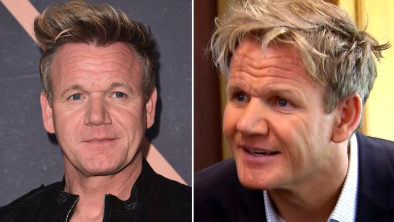 Gordon Ramsay's Son Looks Just Like Him And We Don't Know Why We're Surprised