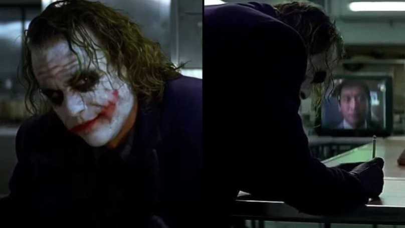 Secret To Joker's Pencil Trick In 'The Dark Knight' Finally Revealed