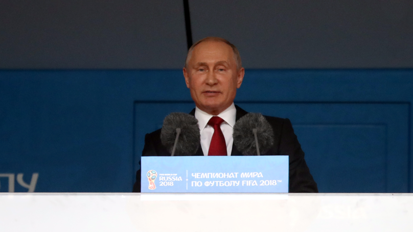 Putin Says That Russian Women Can Sleep With Visiting Football Fans