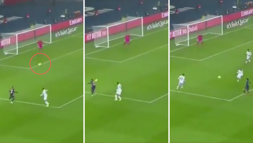 Neymar Pulls Out A Ridiculous Piece Of Showboating In PSG's Destruction Over Guingamp