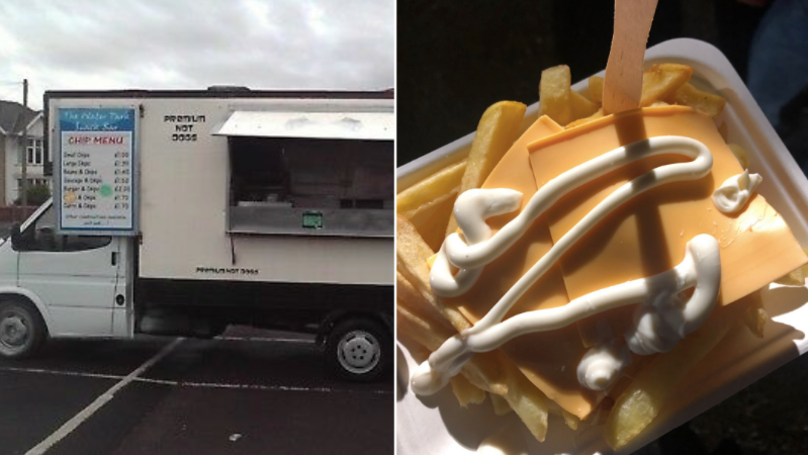 Football Fan Reveals His Shock At Boreham Wood's Version Of Cheesy Chips