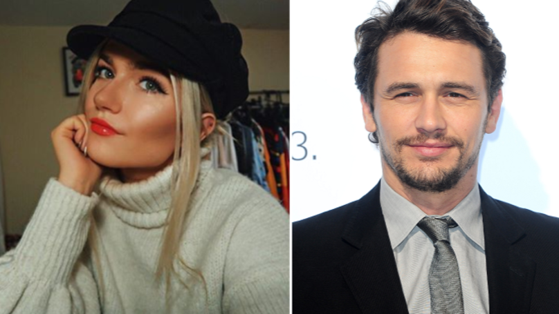 Woman Who James Franco Messaged When She Was 17 Is Still Being Abused By Trolls
