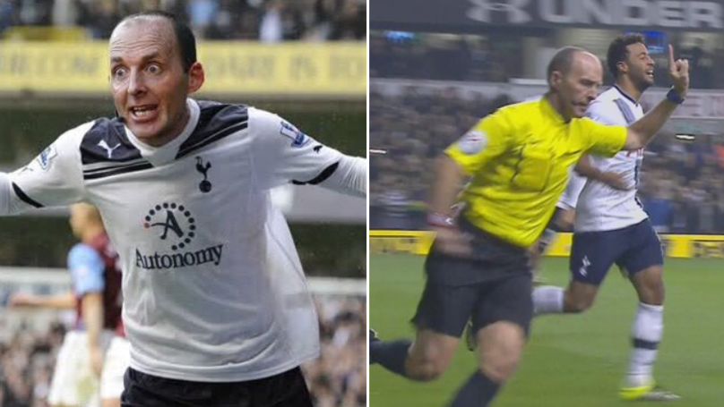 Mike Dean Will Referee The North London Derby, Arsenal Fans Are Fuming