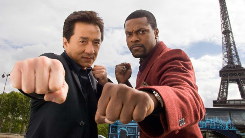 Today Is The Twentieth Anniversary Of The Release Of 'Rush Hour'