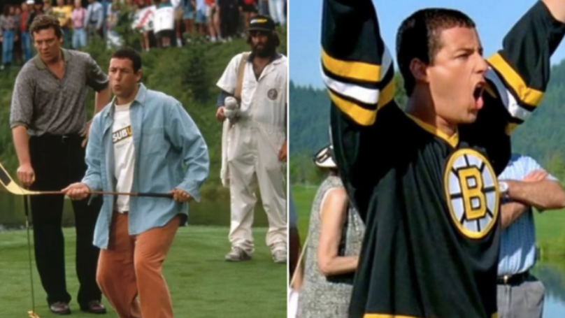 23 Years Ago Today: Happy Gilmore Defeated Shooter McGavin To Win The Tour Championship