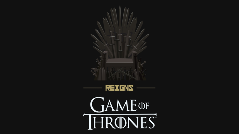 ​First Impressions Of Tinder-Like Storyteller 'Reigns: Game Of Thrones'