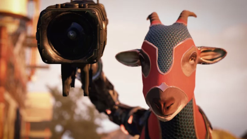 ​'Goat Of Duty' Is What It Sounds Like: 'Call Of Duty' With Goats