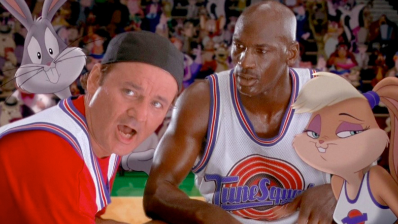 Michael Jordan And The Looney Tunes Teamed Up 22 Years Ago Today For Space Jam