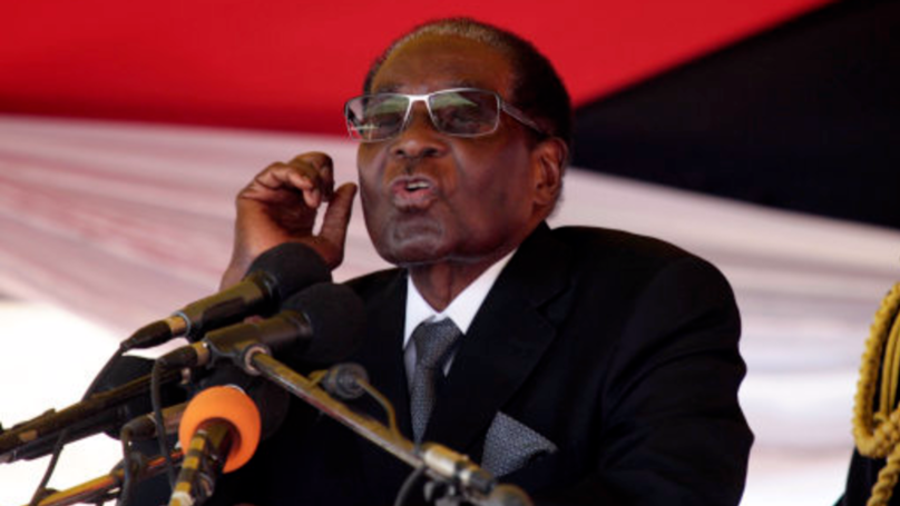 ​Zimbabwe President Robert Mugabe Has Resigned