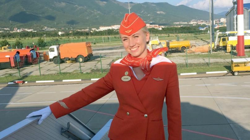 Heroic Flight Attendant Speaks Of Terrifying Ordeal On Board Russian Plane