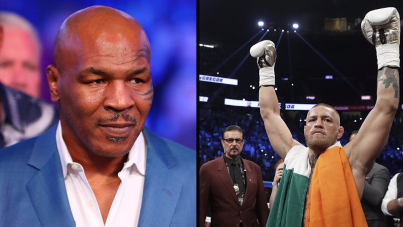 Mike Tyson Has Weighed In On Conor McGregor's Boxing Performance