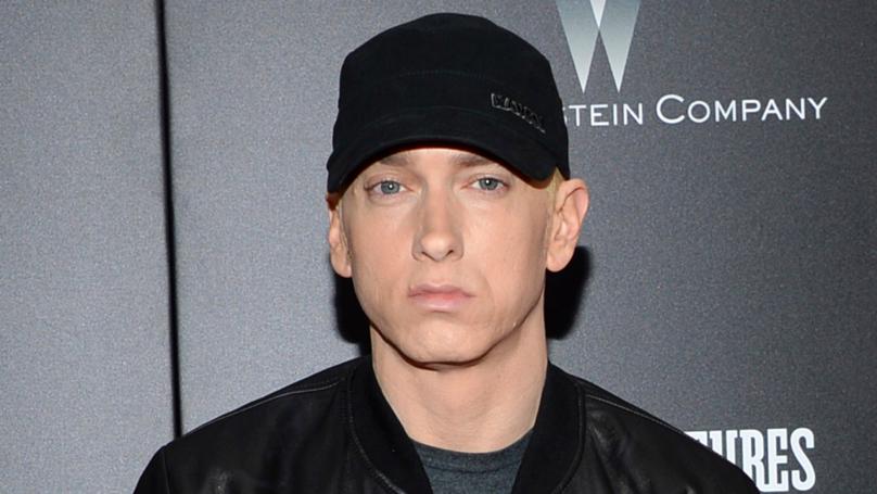 Eminem Breaks 36-Year-Old UK Charts Record With New Album 'Kamikaze'