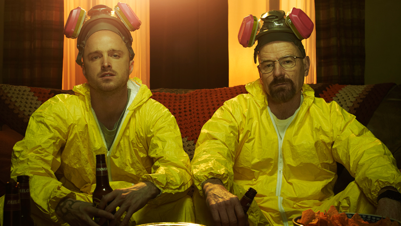 Bryan Cranston And Aaron Paul Will Reportedly Return For 'Breaking Bad' Movie